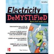 Electricity Demystified, Second Edition by Gibilisco, Stan, 9780071775342