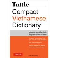 Tuttle Compact Vietnamese Dictionary by Giuong, Phan Van, 9780804845342