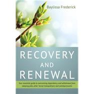 Recovery and Renewal by Frederick, Baylissa, 9781849055345