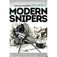 Modern Snipers by Neville, Leigh, 9781472815347