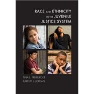 Race and Ethnicity in the Juvenile Justice System by Freiburger, Tina L.; Jordan, Kareem L., 9781611635348