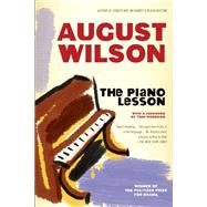 The Piano Lesson by Wilson, August, 9780452265349