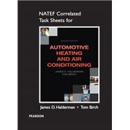 NATEF Correlated Task Sheets for Automotive Heating and Air Conditioning 9780133515350N