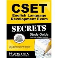 Cset English Language Development Exam Secrets by Cset Exam Secrets Test Prep, 9781630945350