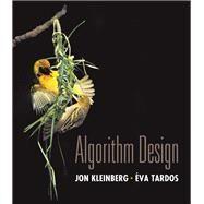 Algorithm Design by Kleinberg, Jon; Tardos, Éva, 9780321295354