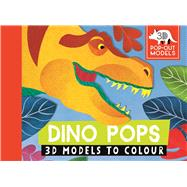 Dino Pops by Woodward, Jonathan, 9781780555355
