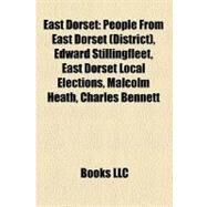 East Dorset by , 9781158745357