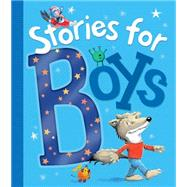 Stories for Boys by Tiger Tales, 9781589255357