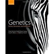 Genetics Genes, genomes, and evolution by Meneely, Philip; Dawes Hoang, Rachel; N. Okeke, Iruka; Heston, Katherine, 9780198795360