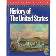 History of the United States by Dibacco, Thomas V., 9780395495360