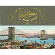 Vintage Postcards of New York by Lucchini, Stefano; Lucchini, Silvia, 9780847845361