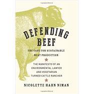 Defending Beef by Niman, Nicolette Hahn, 9781603585361