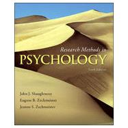 Research Methods In Psychology by Shaughnessy, John; Zechmeister, Eugene; Zechmeister, Jeanne, 9780077825362