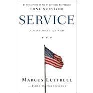 Service by Luttrell, Marcus; Hornfischer, James D., 9780316185363