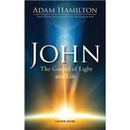 John by Hamilton, Adam, 9781501805363