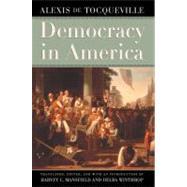 Democracy in America by de Tocqueville, Alexis, 9780226805368