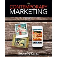 Contemporary Marketing by Boone, Louis E.; Kurtz, David L., 9781305075368