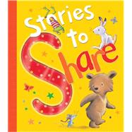 Stories to Share by Freedman, Claire; Benjamin, A. H.; White, Kathryn; McAllister, Angela; Baguley, Elizabeth, 9781589255371