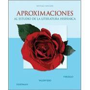 Aproximaciones al estudio de la literatura hispánica by Virgillo, Carmelo; Friedman, Edward; Valdivieso, Teresa, 9780073385372
