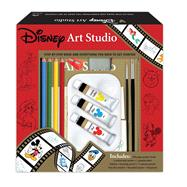 Disney Art Studio by Unknown, 9781626865372