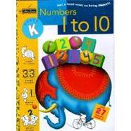 Numbers 1 to 10 (Kindergarten) by BOTTONI, LOIS, 9780307235374