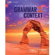 Grammar in Context 1 by Elbaum, Sandra N., 9781305075375