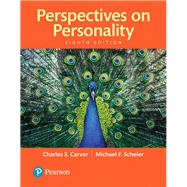Perspectives on Personality, Books a la Carte by Carver, Charles S.; Scheier, Michael F., 9780134415376