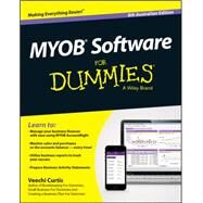 Myob Software for Dummies by Curtis, Veechi, 9780730315377