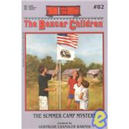 The Summer Camp Mystery by Warner, Gertrude Chandler, 9780756905378