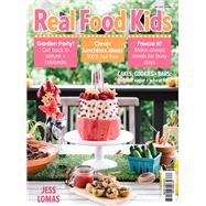 Real Food Kids by Lomas, Jess, 9781925265378