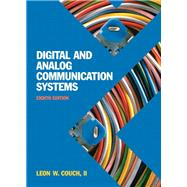 Digital & Analog Communication Systems by Couch, Leon W., 9780132915380