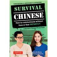 Survival Chinese by De Mente, Boye; Fan, Jiageng, 9780804845380