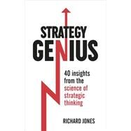Strategy Genius by Jones, Richard, 9781473605381