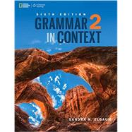 Grammar in Context 2 by Elbaum, Sandra N., 9781305075382
