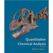 Quantitative Chemical Analysis by Harris, Daniel C., 9781464135385