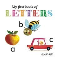 My First Book of Letters by Grée, Alain, 9781908985385