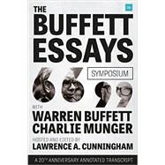 The Buffett Essays Symposium by Cunningham, Lawrence A., 9780857195388