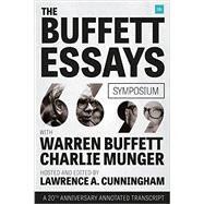 The Buffett Essays Symposium by Cunningham, Lawrence A., 9780857195388