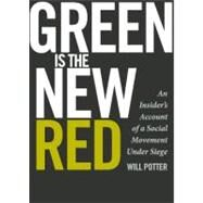 Green Is The New Red by Potter, Will, 9780872865389