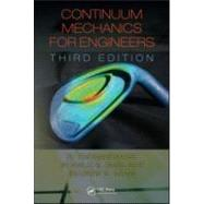 Continuum Mechanics for Engineers, Third Edition by Mase; G. Thomas, 9781420085389