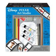 Disney-Pixar Art Studio by Unknown, 9781626865389