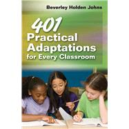 401 Practical Adaptations for Every Classroom by Holden Johns, Beverly, 9781632205391