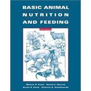 Basic Animal Nutrition And Feeding, 5th Edition