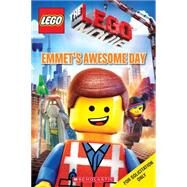 LEGO The LEGO Movie: Emmet's Awesome Day by Holmes, Anna; Scholastic; Scholastic, 9780545795395