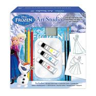 Disney Frozen Art Studio by Unknown, 9781626865396