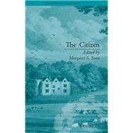The Citizen: by Ann Gomersall by Yoon,Margaret S, 9781138235397