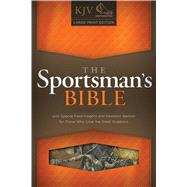The Sportsman's Bible KJV Large Print Edition, Camo LeatherTouch by Unknown, 9781433615399