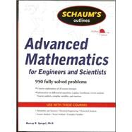 Schaum's Outline of Advanced Mathematics for Engineers and Scientists by Spiegel, Murray, 9780071635400