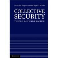 Collective Security: Theory, Law and Practice