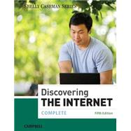 Discovering the Internet Complete by Campbell, Jennifer, 9781285845401